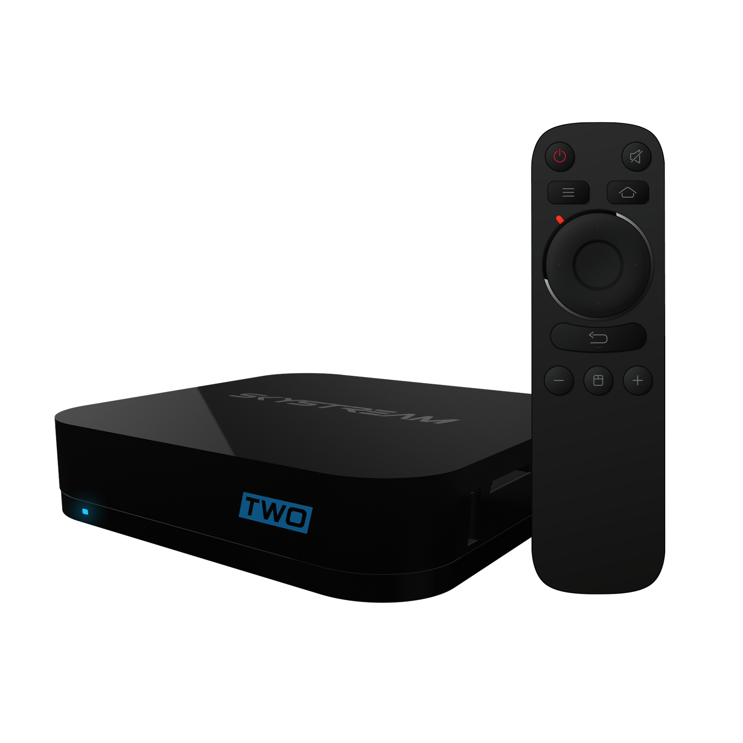 SkyStream Two box kodi
