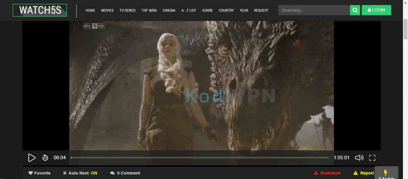 Watch5s Game of Thrones